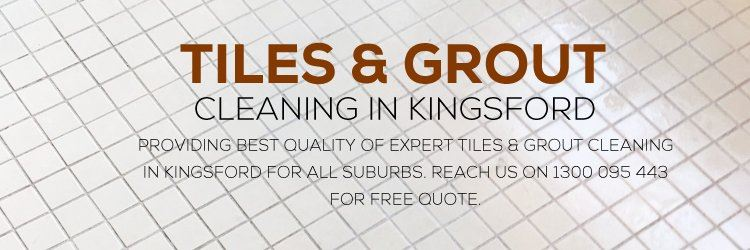 Tile and Grout Cleaning Repair Kingsgrove