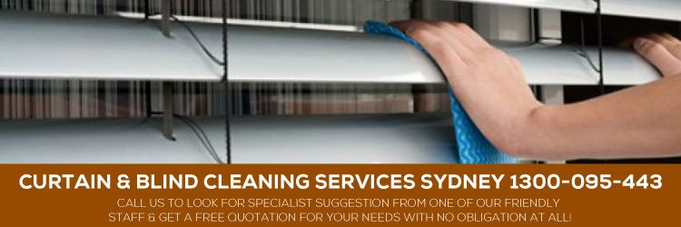 Same Day Curtain and Blind Cleaning in Cammeray