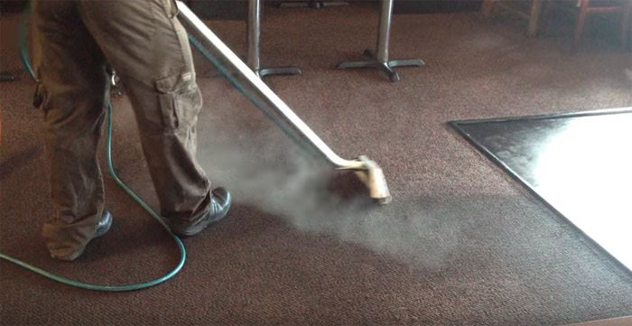 Carpet Steam Cleaning The Ridgeway