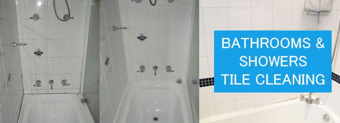 Bathrooms Showers Tile Cleaning Mount Lewis