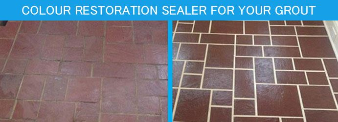 Colour Restoration Sealer for Your Grout