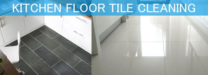 Kitchen Floor Tile Cleaning
