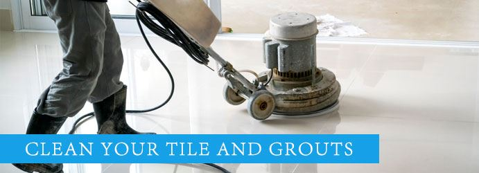 Clean Your Tile and Grouts