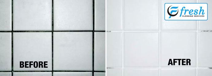 Grout Stain Removal