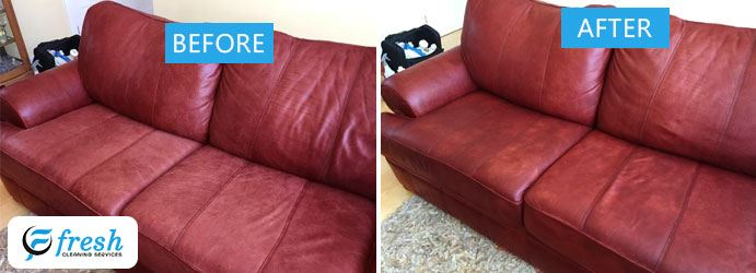 Leather Upholstery Cleaning Gilston