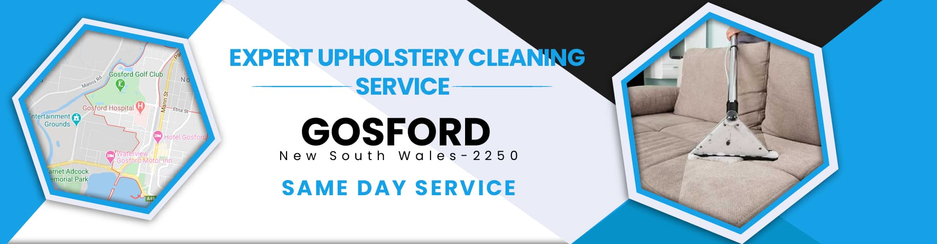 Upholstery Cleaning Gosford