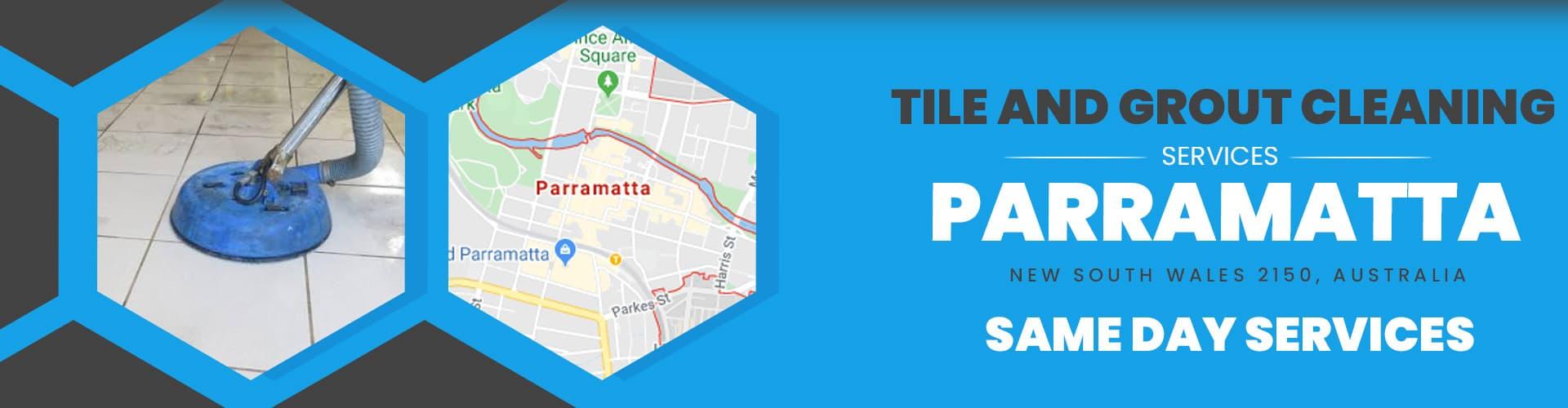 Tile Grout Cleaning Parramatta