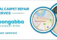 Carpet Repairs Woolloongabba