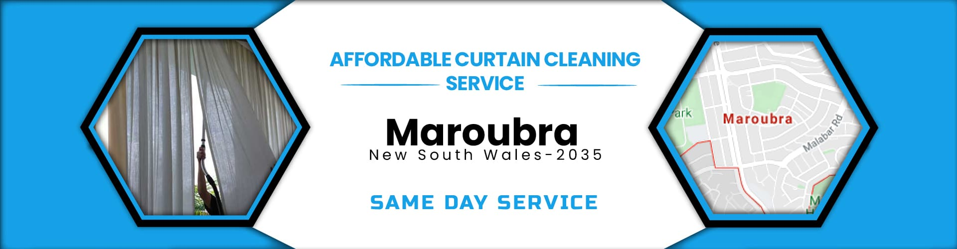 Curtain Cleaning Maroubra