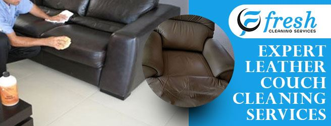Expert Leather Couch Cleaning Services