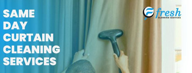 Same Day Curtain Cleaning Services