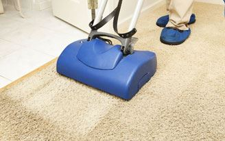 Eco-Friendly Carpet Cleaning Services