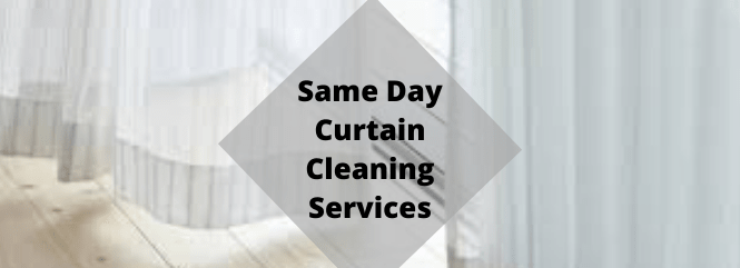 Same Day Curtain Cleaning Canberra