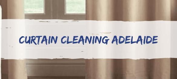 Curtain Clean Adelaide