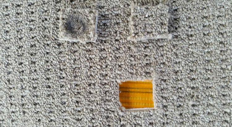 Burn Carpet Repairs