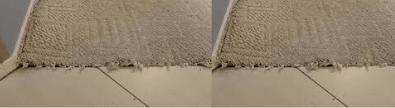 Carpet Damage By Worn Areas Sydney