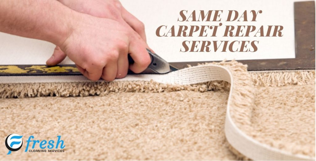 Same Day Carpet Repair Services Adelaide