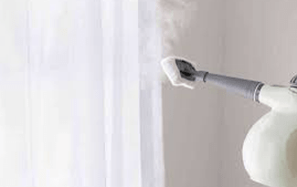Curtain Steam Cleaning
